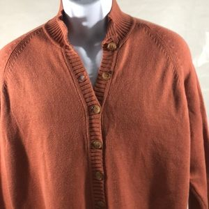 Orvis Bottom down sweater